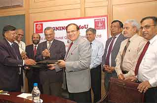 ONGC & UCIL Sign Pact to Explore Uranium